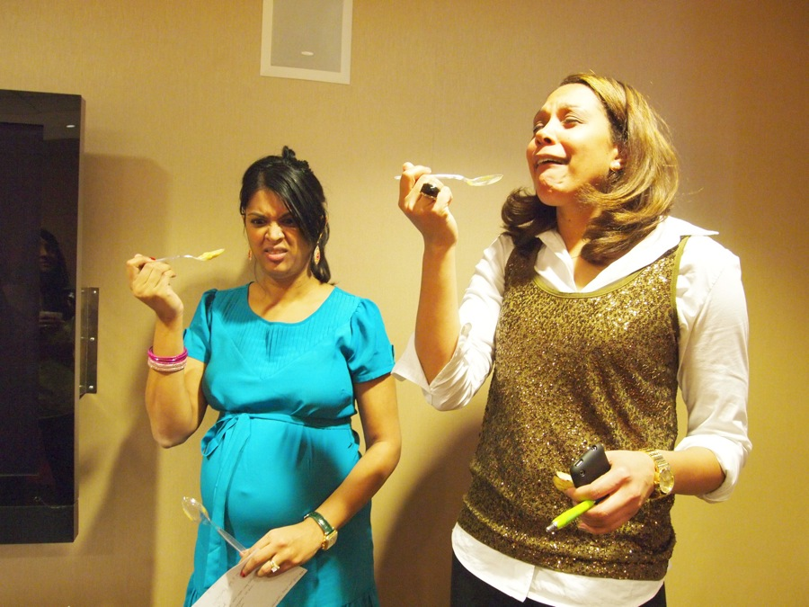 funny baby shower games. This is a classic aby shower