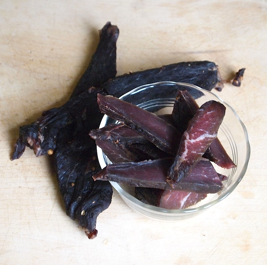 how to make an electric biltong slicer