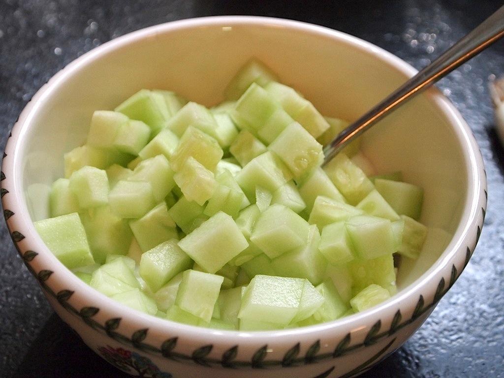 Cucumber Yogurt Dip Recipe — Dishmaps
