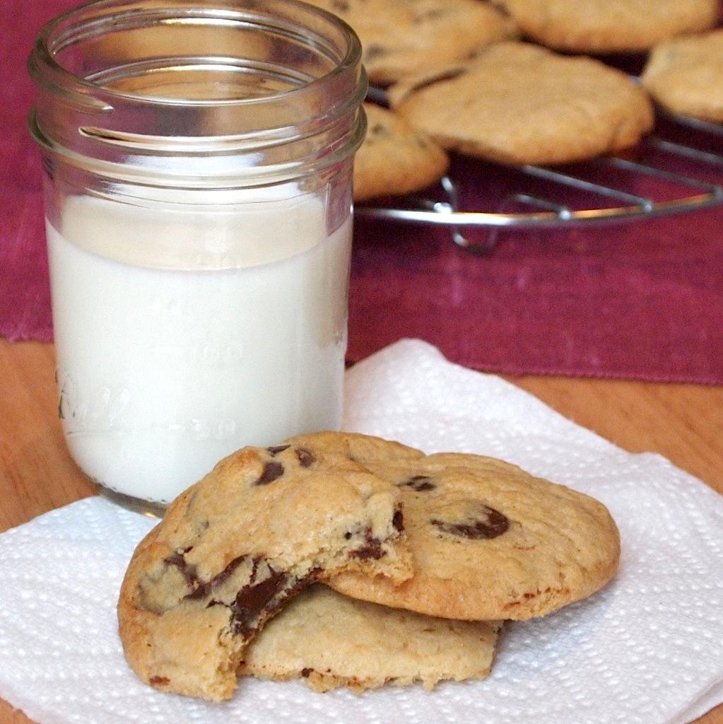 Craig Chocolate Chip Cookies