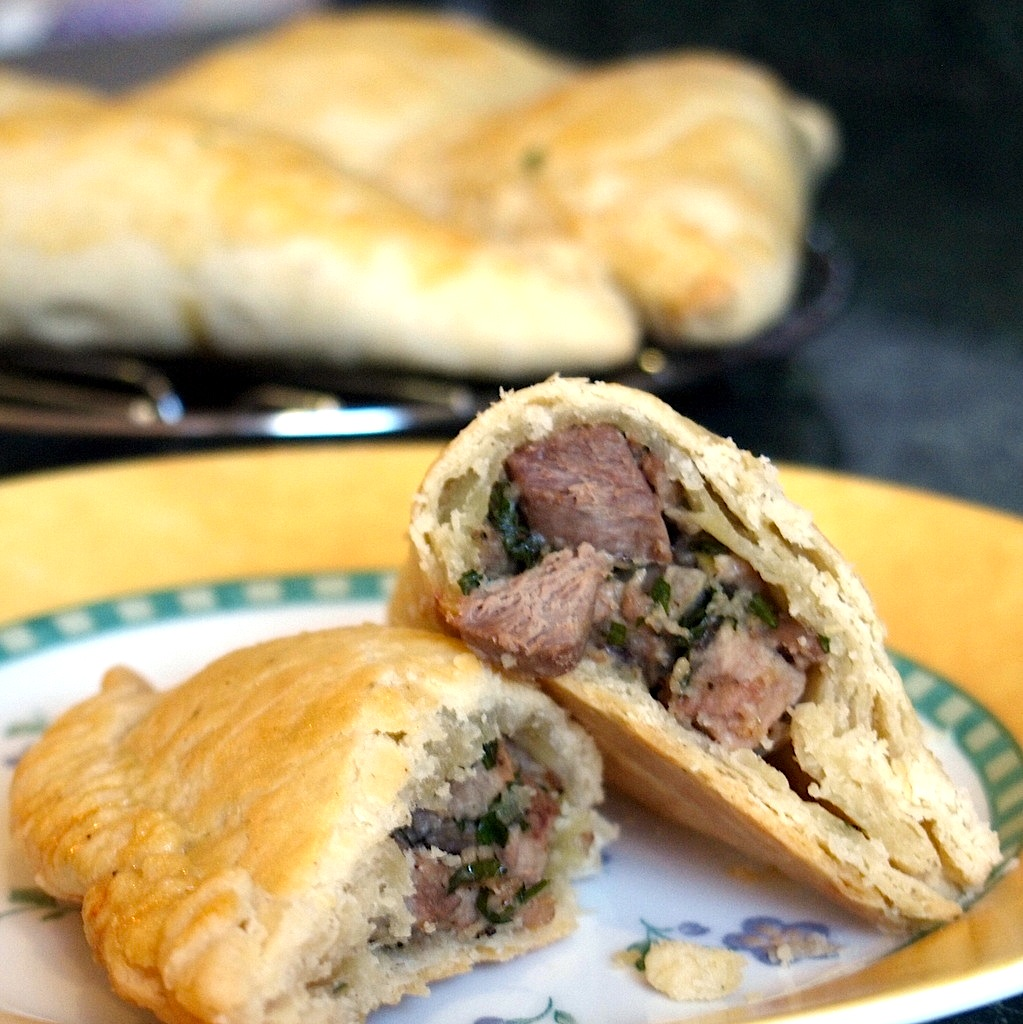 duck turnovers